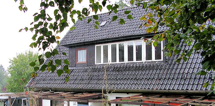 Dachgeschoss vor der Maßnahme