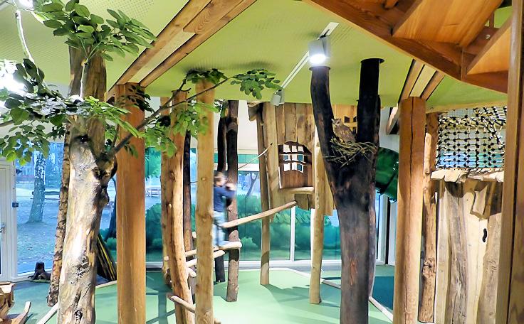 Indoorspielanlage (Planer baum.haus.bau, Bremen)