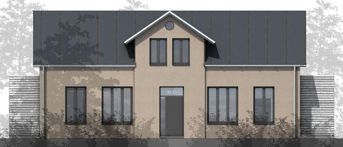 G15 – Umbau und energetische Sanierung eines Gründerzeithauses