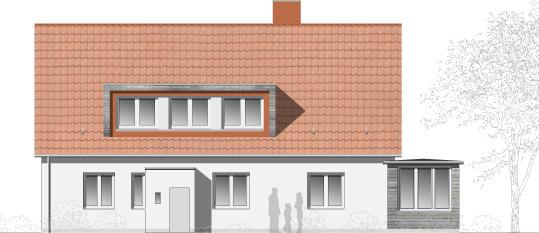 HL42 - Umbau und energetische Sanierung eines Einfamilienhauses