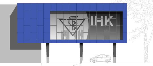 IHKS – Energetische Sanierung und Umbau des Konferenzsaales