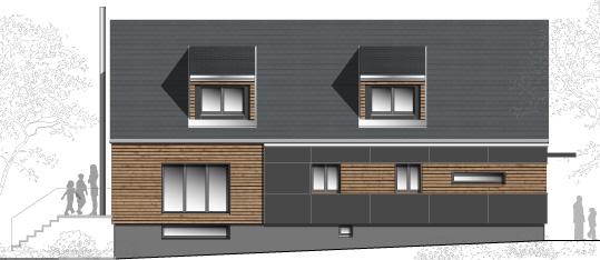 LH45 - Grundinstandsetzung, Umbau und energetische Sanierung eines Einfamilienhauses
